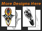 more native tattoo designs